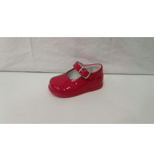 Merceditas Rojo 2017 Moda Shoes