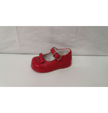 Mercedes Roja 2057 Moda Shoes