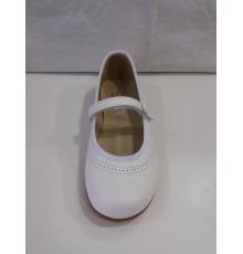 Mercedes blanco 602 Moda shoes
