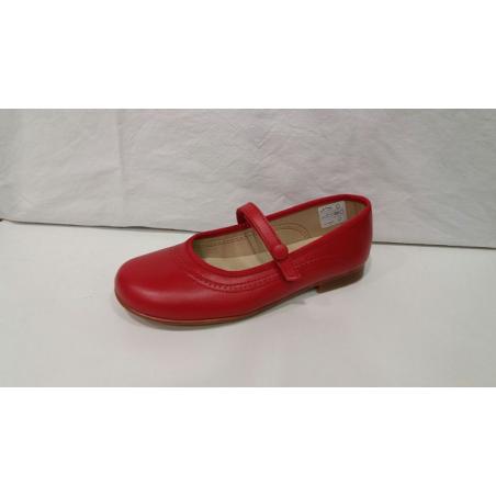 Mercedes Rojo 602 Moda Shoes