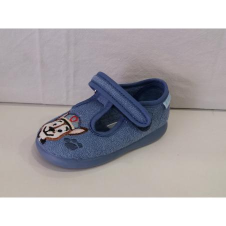 Zapatilla Toalla jeans S13838 Zapy