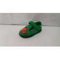 Zapatilla Toalla Verde Q14783 Zapy