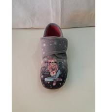 Zapatilla paño Gris R90160 Zapy
