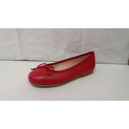 Manoletina Rojo 156 Ruth Shoes