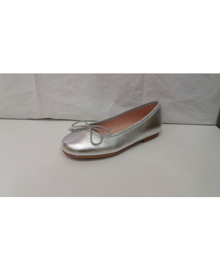 Manoletina Plata 156 Ruth Shoes