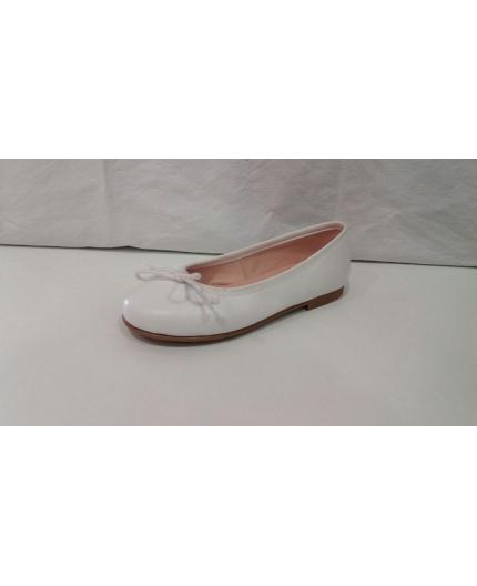 Manoletina Blanca 156 Ruth Shoes