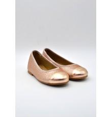 Zapato Piel 12203 Rosa  Mongot