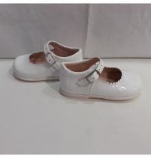 Merceditas Charol 16006 Blanco Puppets