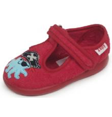 Zapatilla Toalla W11011 Rojo Zapy