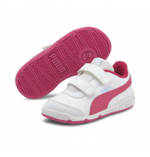 Puma 192523 192522 Stepfleex Blanco Rosa Purple