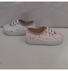 Vulpeques 130 GL Blanco Rosa y Blanco Gris